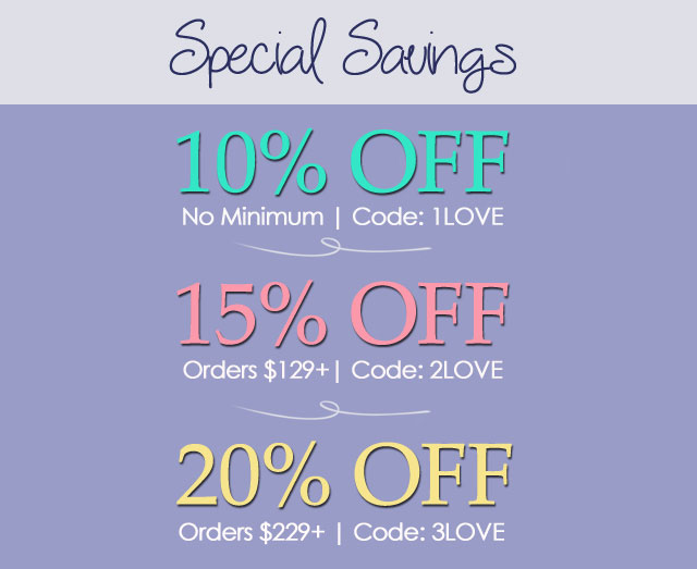 Exclusive Savings at Daisy Days!